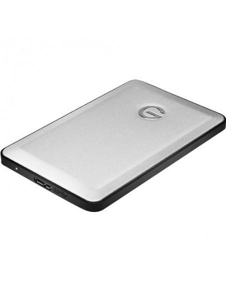 G-Technology G-DRIVE slim 500GB ulkoinen kovalevy Alumiini G-technology 0G02362 - 1