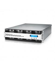 Thecus N16910SAS NAS- ja tallennuspalvelimet E3-1245V5 Ethernet LAN Teline ( 3U ) Musta Thecus N16910SAS - 1