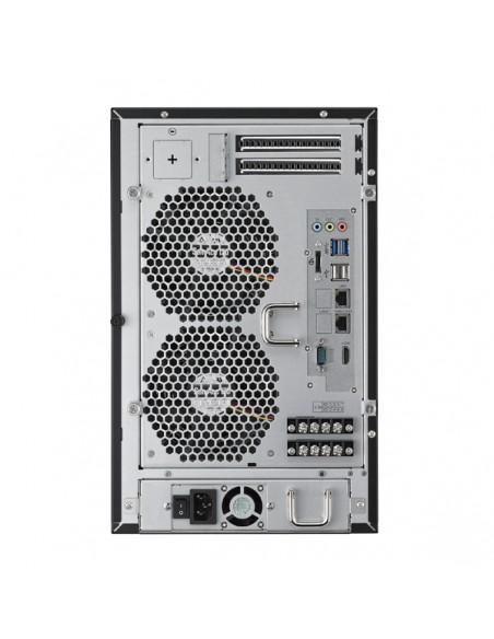 Thecus N8850 NAS- ja tallennuspalvelimet i3-2120 Tower Musta Thecus N8850 - 5