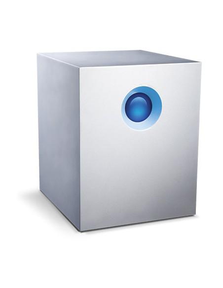 LaCie 5big Thunderbolt 2 levyjärjestelmä 10 TB Työpöytä Valkoinen Lacie STFC10000400 - 3