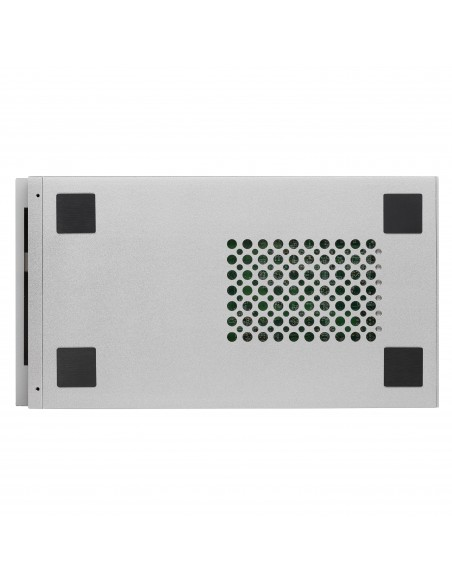 LaCie 2big Dock Thunderbolt 3 16TB levyjärjestelmä Työpöytä Hopea Lacie STGB16000400 - 8
