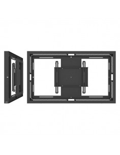 """SMS Smart Media Solutions 49L/P Casing Wall G1 BL 124.5 cm (49"""") Black Sms Smart Media Solutions 701-003-11 - 1"""