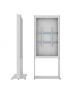 """SMS Smart Media Solutions 43P Casing Freestand Basic G1 WH 109.2 cm (43"""") Vit Sms Smart Media Solutions 702-001-41 - 1"""