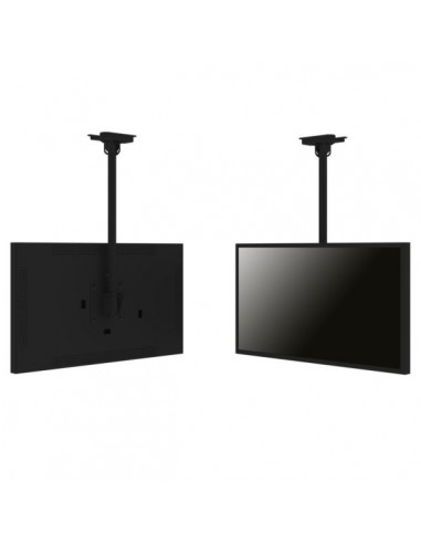 """SMS Smart Media Solutions 55L/P Casing Ceiling BL 139.7 cm (55"""") Musta Sms Smart Media Solutions 703-003-1 - 1"""
