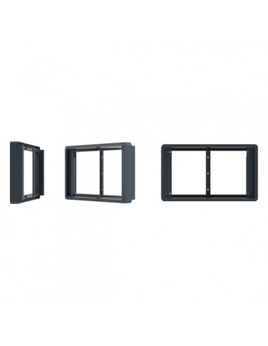 """SMS Smart Media Solutions 706-001-2 signage display mount 116.8 cm (46"""") Grey Sms Smart Media Solutions 706-001-2 - 1"""