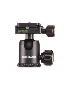 """Cullmann MUNDO MUB4.5B jalustapää Musta Alumiini 1/4"""" Pallo Cullmann 40185 - 1"""