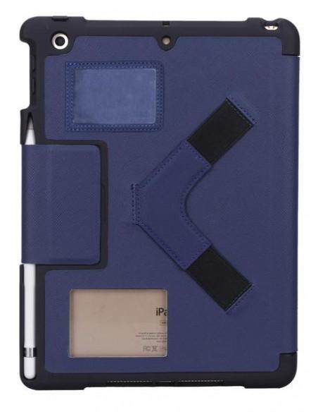 "NutKase NK114B-EL-SHM taulutietokoneen suojakotelo 25.9 cm (10.2"") Avattava kotelo Sininen Nutkase Options NK114B-EL-SHM - 2"