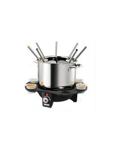 Unold 48645 fondue-, gourmet- ja wokkipannu 0.9 L Unold 48645 - 1