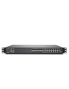 SonicWall NSa 3650 + Advanced Edition (1 Year) laitteistopalomuuri 3750 Mbit/s 1U Sonicwall 01-SSC-4081 - 1