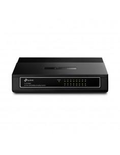 TP-LINK TL-SF1016D verkkokytkin Fast Ethernet (10/100) Musta Tp-link TL-SF1016D - 1
