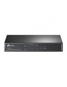 TP-LINK TL-SG1008P verkkokytkin Gigabit Ethernet (10/100/1000) Harmaa Power over -tuki Tp-link TL-SG1008P - 1