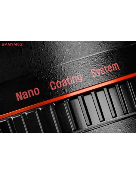 Samyang 10mm f/2.8 ED AS NCS CS Musta Samyang 21511 - 4