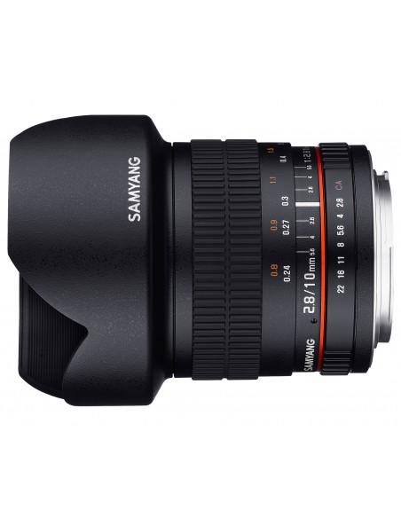 Samyang 10mm F2.8 ED AS NCS CS MILC Superlaajakulmaobjektiivi Samyang 21512 - 2