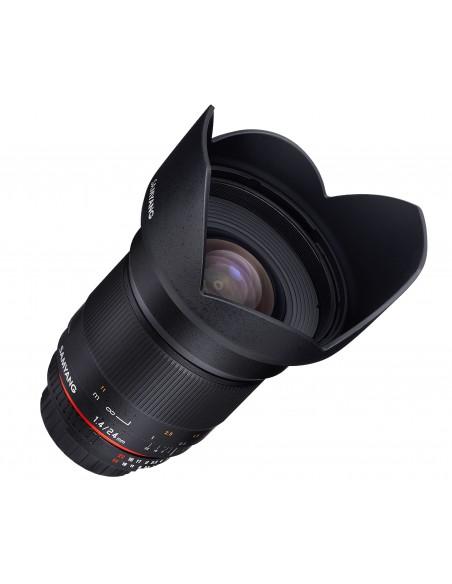 Samyang 24mm F1.4 ED AS IF UMC SLR Laajakulmaobjektiivi Musta Samyang 21513 - 2