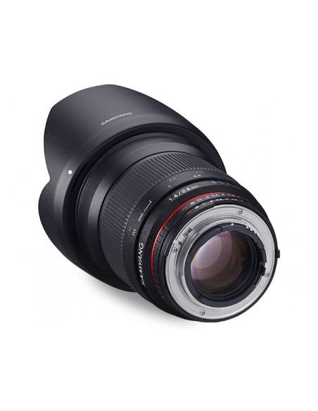 Samyang 24mm F1.4 ED AS IF UMC SLR Laajakulmaobjektiivi Musta Samyang 21513 - 5