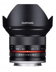 Samyang 12mm F2.0 NCS CS MILC Superlaajakulmaobjektiivi Samyang 21576 - 1