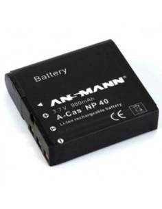 Ansmann A-Cas NP-40 Litiumioni (Li-Ion) 1200 mAh Ansmann 5022303/05 - 1
