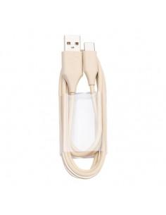 Jabra 14208-34 USB-kaapeli 1,2 m USB A C Beige Jabra 14208-34 - 1