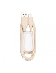 Jabra 14208-34 USB-kaapeli 1.2 m USB A C Beige Jabra 14208-34 - 1