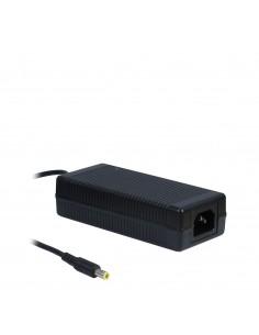 Inter-Tech 88882099 virta-adapteri ja vaihtosuuntaaja Sisätila 60 W Musta Inter-tech Elektronik Handels 88882099 - 1