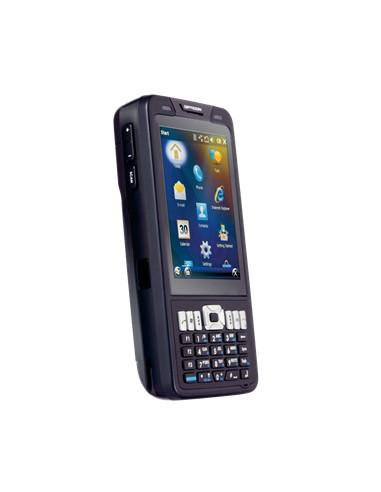 """Opticon H22-2D mobiilitietokone 9,4 cm (3.7"""") 480 x 640 pikseliä Kosketusnäyttö 340 g Musta Opticon 12755 - 1"""