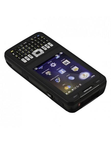"""Opticon H22-2D mobiilitietokone 9,4 cm (3.7"""") 480 x 640 pikseliä Kosketusnäyttö 340 g Musta Opticon 12755 - 2"""