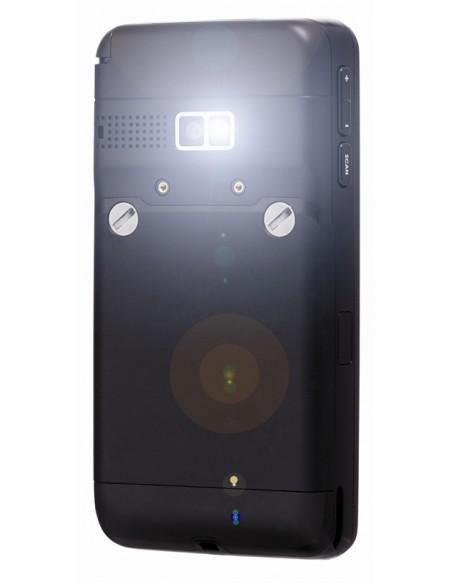 """Opticon H22-2D mobiilitietokone 9.4 cm (3.7"""") 480 x 640 pikseliä Kosketusnäyttö 340 g Musta Opticon 12755 - 3"""