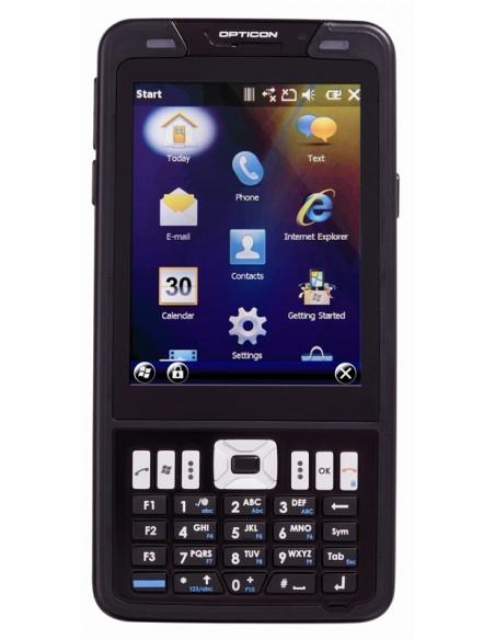 """Opticon H22-2D mobiilitietokone 9,4 cm (3.7"""") 480 x 640 pikseliä Kosketusnäyttö 340 g Musta Opticon 12755 - 4"""