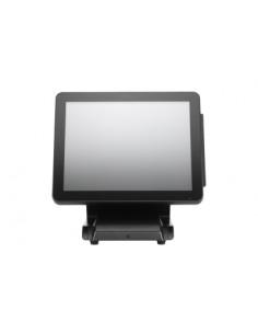 "Partner Tech SP-1060 38.1 cm (15"") 1024 x 768 pikseliä Kosketusnäyttö 2.7 GHz i3-6100TE All-in-One Musta Partner Tech IMP.SP1060"