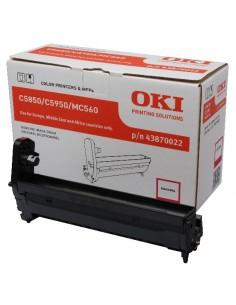 OKI Magenta image drum for C5850/5950 tulostimen rummut Alkuperäinen Oki 43870022 - 1