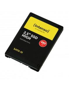 """Intenso 3813450 SSD-massamuisti 2.5"""" 480 GB Serial ATA III Intenso 3813450 - 1"""