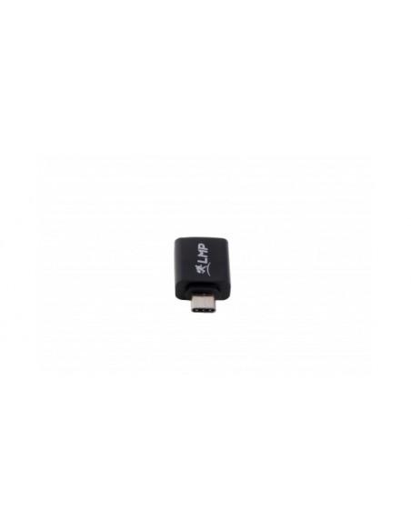 LMP 13865 kaapeli liitäntä / adapteri USB-C USB A Musta Lmp 13865 - 3