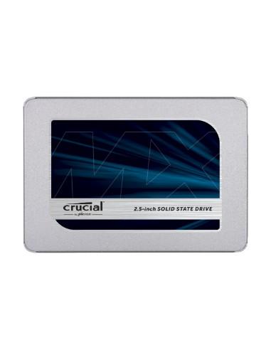 "Crucial MX500 2.5"" 250 GB Serial ATA III QLC 3D NAND Micron CT250MX500SSD1T - 1"