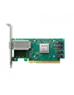 Mellanox Technologies MCX515A-CCAT verkkokortti Kuitu 100000 Mbit/s Sisäinen Mellanox Hw MCX515A-CCAT - 1