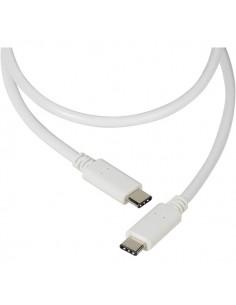 Vivanco 37561 USB-kaapeli 1,2 m USB C Valkoinen Vivanco 37561 - 1