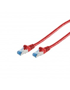 No-name Patchkabel Cat6a Rj45 S/ftp 20m Red No-name 75726-R - 1