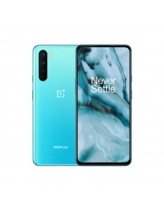 "OnePlus Nord 16,4 cm (6.44"") 8 GB 128 Kaksois-SIM 5G USB Type-C Sininen Oxygen OS 4115 mAh Oneplus 5011101199 - 1"