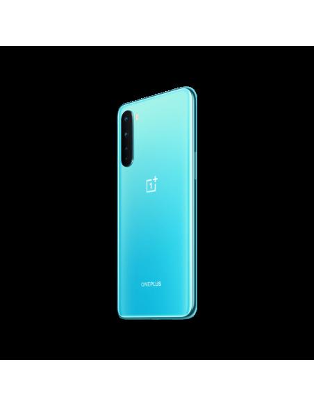 "OnePlus Nord 16,4 cm (6.44"") 8 GB 128 Kaksois-SIM 5G USB Type-C Sininen Oxygen OS 4115 mAh Oneplus 5011101199 - 2"