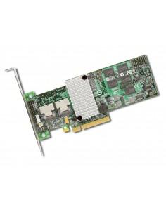 Broadcom MegaRAID SAS 9260-8i RAID-kontrollerkort PCIe 2.0 6 Gbit/s Broadcom LSI00198 - 1