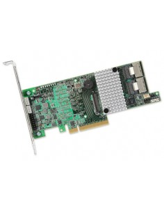 Broadcom MegaRAID SAS 9271-8i RAID-ohjain PCI Express x8 3.0 6 Gbit/s Broadcom LSI00330 - 1
