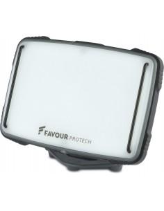FAVOUR L0927 LED 12.9 W Musta, Harmaa, Valkoinen Favour 270FAPANELL0927 - 1