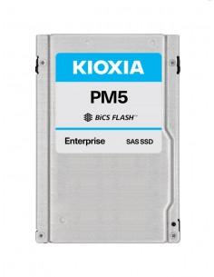 """Kioxia PM5-R 2.5"""" 960 GB SAS 3D TLC Kioxia KPM51RUG960G - 1"""