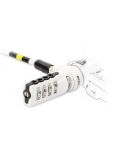 Mobilis 001254 kaapelilukko Valkoinen 1.8 m Mobilis 001254 - 1