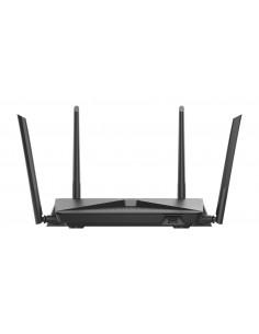 D-Link EXO AC2600 MU-MIMO trådlös router Gigabit Ethernet Dual-band (2,4 GHz / 5 GHz) Svart D-link DIR-882 - 1