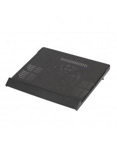 """Rivacase 5556 kannettavan tietokoneen jäähdytysalusta 43.9 cm (17.3"""") Musta Rivacase 4260403574133 - 1"""