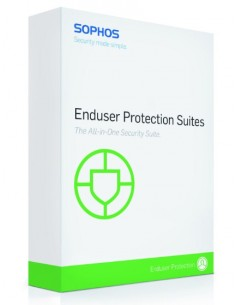 Sophos Enduser Protection and Web Uusiminen Sophos EUWF1GTAA - 1