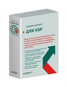 Kaspersky Lab Security for xSP, EU, 5000-9999 Mb, 2Y, Base RNW Peruslisenssi 2 vuosi/vuosia Kaspersky KL5811XQUDR - 1