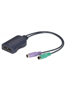 Black Box KVUSB-PS2 KVM-kaapeli Musta Black Box KVUSB-PS2 - 1