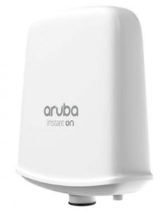 Aruba, a Hewlett Packard Enterprise company Instant On AP17 Outdoor 867 Mbit/s Valkoinen Power over Ethernet -tuki Hp R2X11A - 1