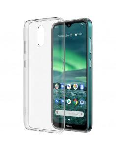 """Nokia Clear matkapuhelimen suojakotelo 15.8 cm (6.2"""") Rajallinen Läpinäkyvä Nokia 8P00000095 - 1"""